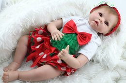 Wholesale High quality inches Lifelike Kids Toys Reborn Baby Doll Handmade Hobbies Soft Silicone Vinyl Real Baby Doll