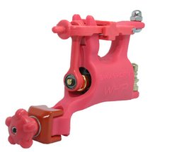 Wholesale 1 Butterfly Swashdrive Whip Machine Rotary High quality Tattoo rotary machine two color red