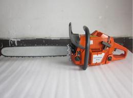 365 tronçonneuse de haute qualité 65.1cc 3.4kw outils de jardin de famille de tronçonneuse d'essence pour la coupe de bois