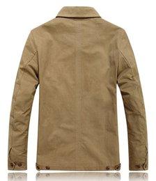 Wholesale New spring jaket men autumn men s coat business style manteau homme jaquetas masculina chaquetas hombre X XL