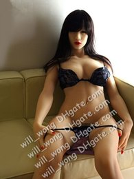 Wholesale 2015 New cm height sex doll factory hot japanese love doll sex products for man life size full solid real silicone sex doll