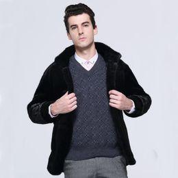 Discount Men Mink Coat Sell   2017 Men Mink Coat Sell on Sale at