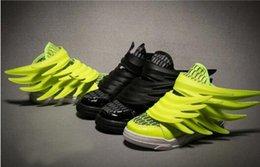 Wholesale 2015 Les nouveaux enfants de mode sneaker garçons filles aile chaussures bébé enfants sports occasionnels