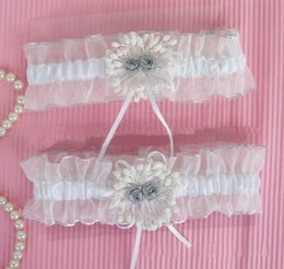 Wholesale Ellie s Bridal White Lace Bride Garter Wedding Supplies Bridal Accessories