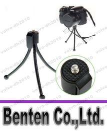 Livraison gratuite Livraison gratuite Mini métal trépied pour appareil photo numérique Sony Canon Nikon LLYA22