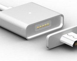 Новинка Micro USB-кабель Металл Магнитный кабель для передачи данных зарядное устройство кабель для Micro USB для Android телефон 2.4a зарядный кабель Оптовая