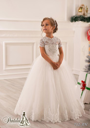 Discount Elegant Toddler Flower Girl Dresses - 2017 Elegant ...