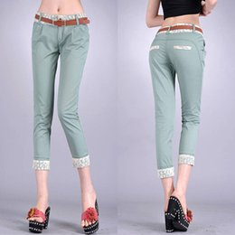 Discount Capri Pants For Ladies | 2017 Capri Pants For Ladies on ...