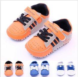 Wholesale Boys Velcro casual shoes multicolor toddler shoes Soft walker shoes children sports shoes infant shoes kids shoes pairs ZH
