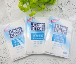 Wholesale x Clean Clear Magic power Oil Control Facial tissue D0182