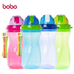 Wholesale Bobo Chirldren Portable Bottle BP304B PP Marterials ML Cup Colors for About years Child