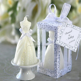 Wholesale Ingenuity Ball Gown Wedding Dress Bridegroom s Suit Candle Romantic Wedding Supplies
