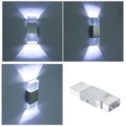 Bathroom Lighting Manufacturers: Indoor Lighting Wall Lamps Modern 4W led wall light bathroom light high  quality Aluminum Case,,Lighting