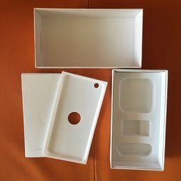 100pcs iphone 6 Box Blanc Noir téléphone portable Emballage US Volume US Emballage Pour Iphone 6 6 plus boîte vide sans accessoires