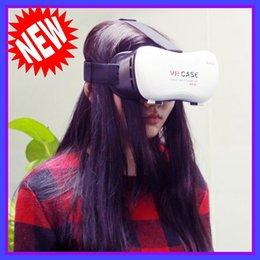 Montage en tête plastique VR BOX Version VR Réalité Virtuelle Lunettes Rift Google Cardboard 3D Smart Phone Bluetooth Mouse Télécommande sans fil