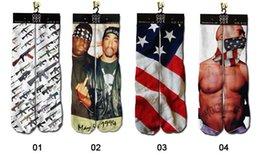 Wholesale 150Pair Unisex D Printed fashion Sport Stocking Plantlife Socks Skateboard Sports Stockings Ski socks Unisex Hosiery