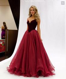 Wine Red Mermaid Prom Dresses Online | Wine Red Mermaid Prom ...