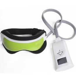 Автоматический электрический магнитный Eye Care Relax Массажер с микрокомпьютера контроля Облегчить Усталость и здоровье Уход за BQ-365 Самые новые