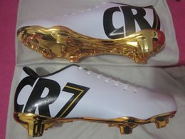 Top Quality Firm Ground CR7 Cristiano Ronaldo Special Edition SE ACC All Conditions Control soccer cleats football boots football shoes FG