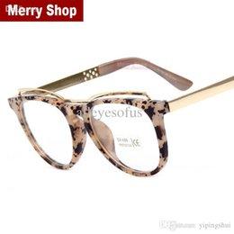 2015 new fashion women brand designer cats eye glasses frames print frame cat eye glasses women eyeglasses frames high quality plastic designer eyeglasses