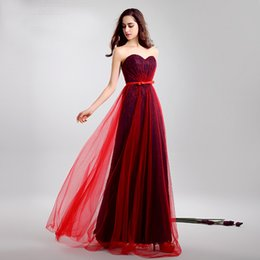 Beautiful Discount Unique Colorful Wedding Dresses With