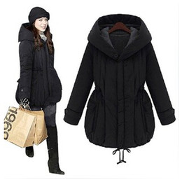 Ladies Long Black Padded Coat Online | Ladies Long Black Padded ...