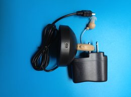 Wholesale HA108 by DHL PC Rechargeable Digital Hearing Aid sound enhancement Invisible sound amplifier voice programmer
