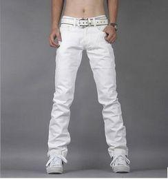 White Stretch Jeans Mens Online  Mens White Stretch Skinny Jeans