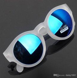 Wholesale stylenanda Korean wave star favorite sunglasses High quality Fashion Cool Anti Reflective Unisex classic Sunglasses
