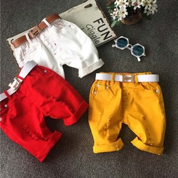 Wholesale Fashion Kids Shorts Children Clothes Kids Clothing Korean Summer Shorts Kids Pants Children Shorts Kids Casual Pants Boys Shorts C5803