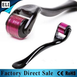 Wholesale Needles Derma Roller Microneedle Therapy