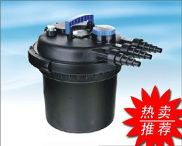 Wholesale Sensen cpf pond filters pond filter pool filter belt uv lamp