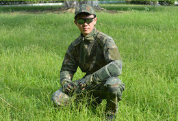 Wholesale SEAL TEAM MANDRAKE Suit Pants Set Uniform Kryptek style Combat Ripstop Jacket Man Snake Camouflage Military Uniform Army Suit Assault
