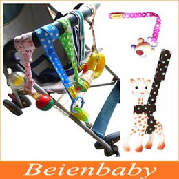Wholesale Lemommom genuine anti lost baby toys rope toys with versatile stroller toy stroller straps from the sale of three special free dhl shipping