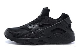 Discount shoes run air max Best sale Air Huarache max shoes men and women free shipping mens sneakers cheap price basketball cool running shoes on sale