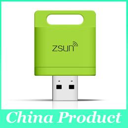 Flash Drive Zsun беспроводной Wi-Fi Card Reader Extended Память телефона U диск мобильного хранения USB для Android / IOS / Windows Phone 010073