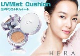 Wholesale Coussin Limited Edition Air Hera BB Cream Black Pearl arc en ciel UV Mist Coussin Crème Ultra Moisture