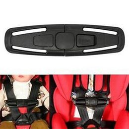 Wholesale Car Baby Safety Seat Strap Belt Harness Chest Child Clip Nylon Safe Buckle