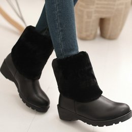 Discount Half Boot For Girl Wedges Heels | 2017 Half Boot For Girl ...