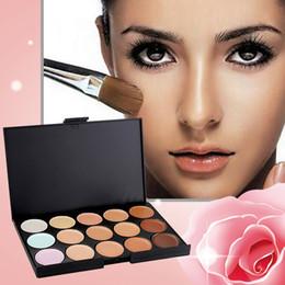 Wholesale Professional Concealer Camouflage Cream Color Palette Makeup