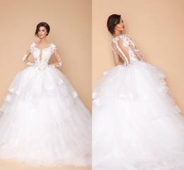 Discount Designer Wedding Dresses Dubai   2017 Designer Wedding ...