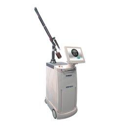 Wholesale HONKON QCH High energy uniform light spot q switched mj nd yag laser for pigment treatment laser machine