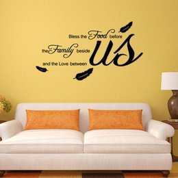 English quote stickers online english quote wall for Bedroom inspiration quotes