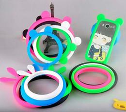 1000pcs смешанные модели Универсальный силиконовый Чехол для телефона с световой Cover общей границы камуфляжа По DHL