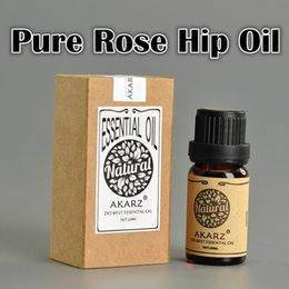 Wholesale pure natural aromatherapy rose hip oil Remove scar wrinkles stretch marks reduce Moisturizing