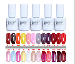 Wholesale 54pcs Gelish Nail Polish Long Lasting Led uv Gel Nail Polish High Quality Soak Off Nail Gel