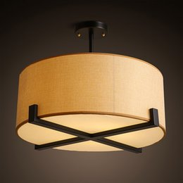2016 modern kitchen track lighting modern brief fabric round shape pendant lights home kitchen pendant lamps bedroom modern kitchen track