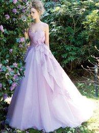 Wholesale vestidos de quinceañera rosado dulce vestido de los vestidos de debutantes bola de tren de la corte del marco de los vestidos de partido vendedor caliente de la noche de la manera