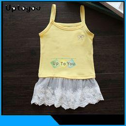 Wholesale 2015 Summer kids Lace condole belt unlined upper garment FOR GIRLS