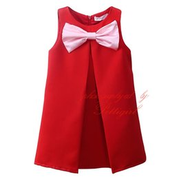 Red Casual Dresses For Children Online | Red Casual Dresses For ...
